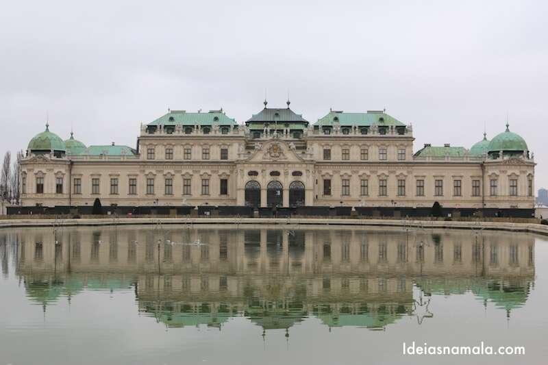 Finalmente em Viena