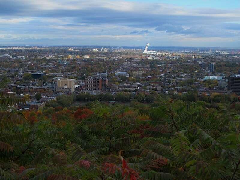 Montreal - Parque Olímpico