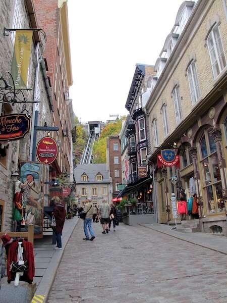 Quebec, Montreal e Ottawa