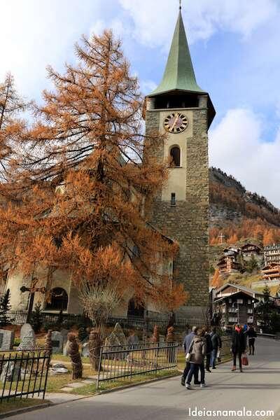 Dicas de Zermatt