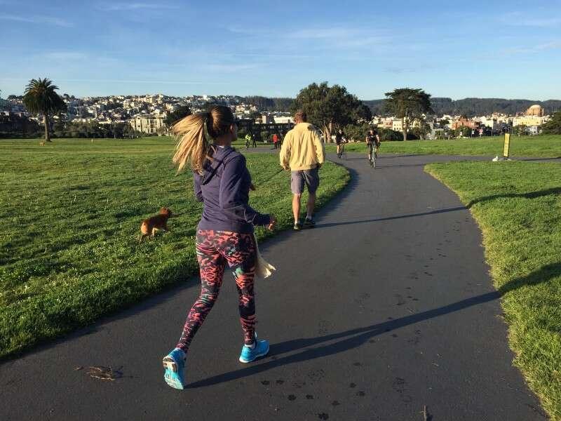 Corrida em San Francisco
