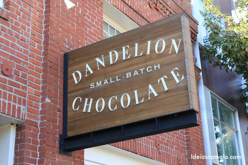 Dandelion Chocolate - San Francisco
