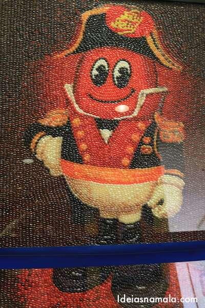 Fábrica de Jelly Beans