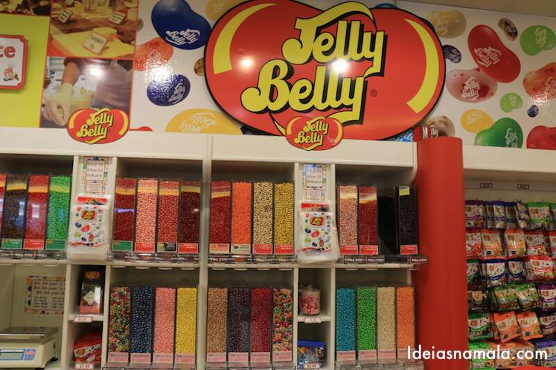 Jelly Belly - Califórnia