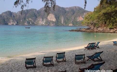Koh Phi Phi ou Koh Lanta