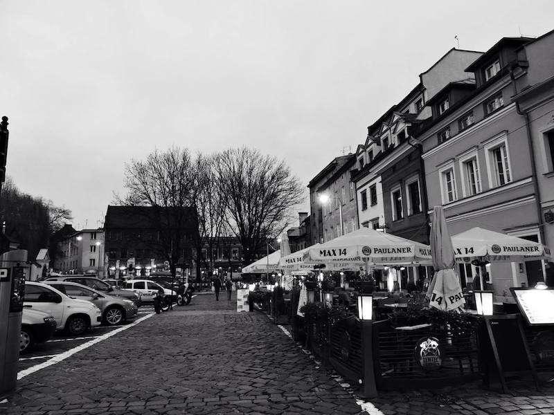 Polônia - Cracóvia