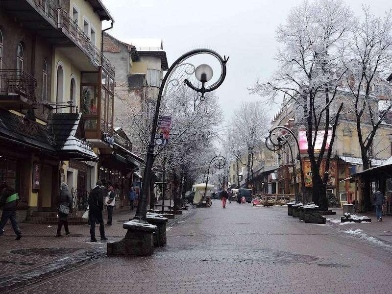 Polônia - Zakopane