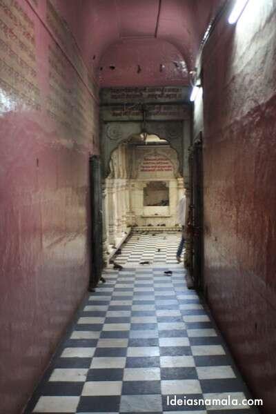 Templo do Rato - Bikaner