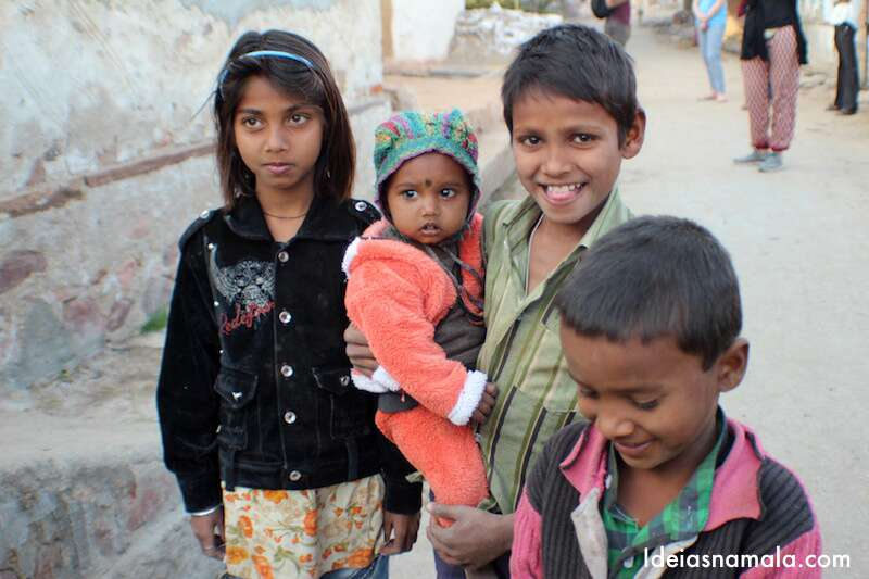 Retratos da Índia