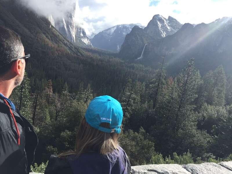 Viagem pelo norte da Califórnia