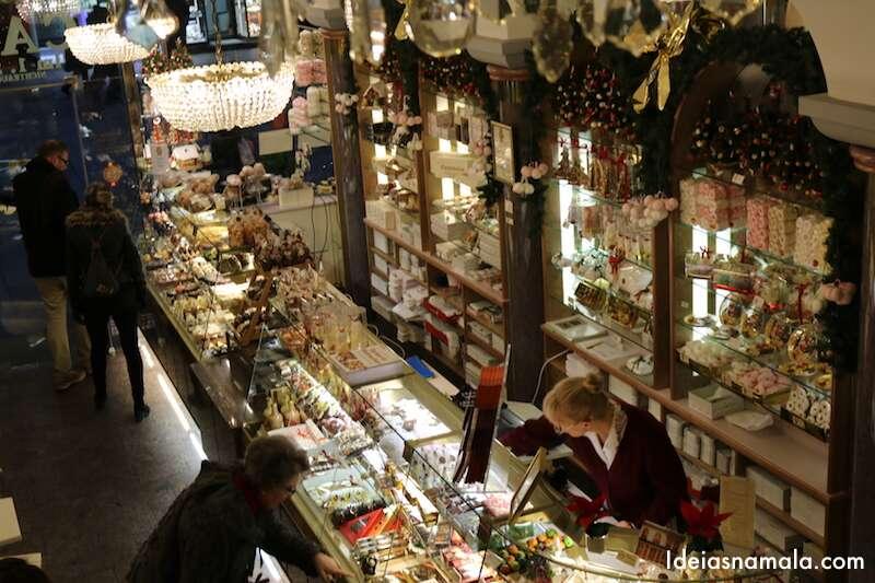 Cafés e confeitarias de Viena: L. Heiner