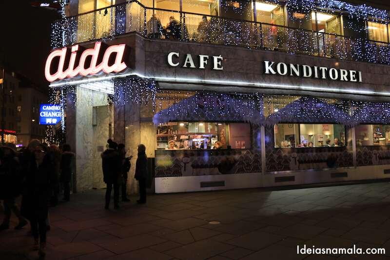 Cafés e confeitarias em Viena: Aida