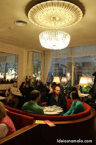 Cafés e confeitarias em Viena: L. Heiner