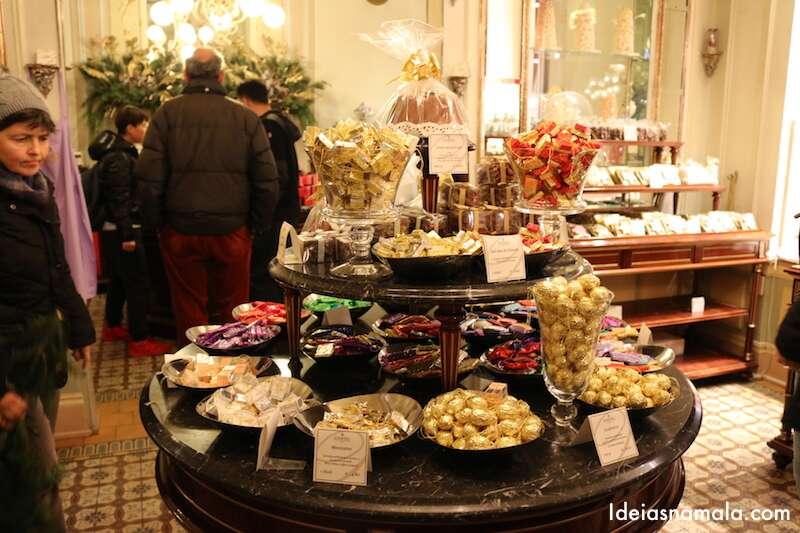 Cafés e confeitarias em Viena: