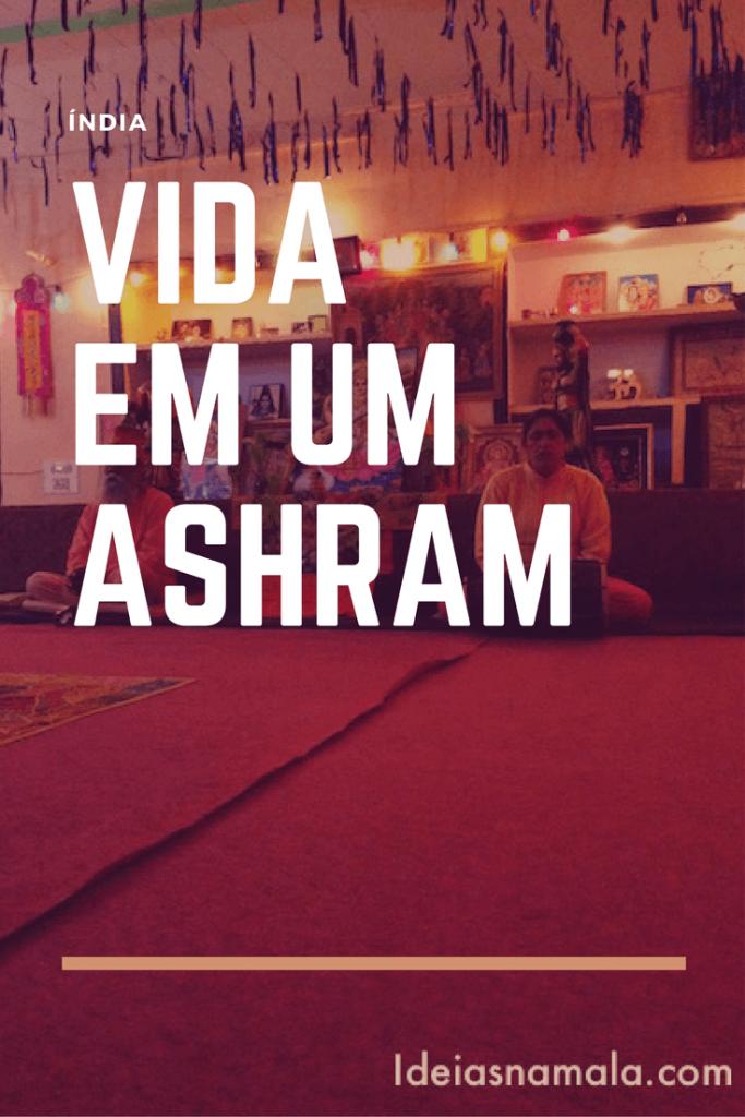 ashram índia