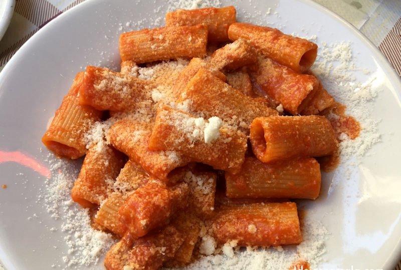 comer bem em Roma