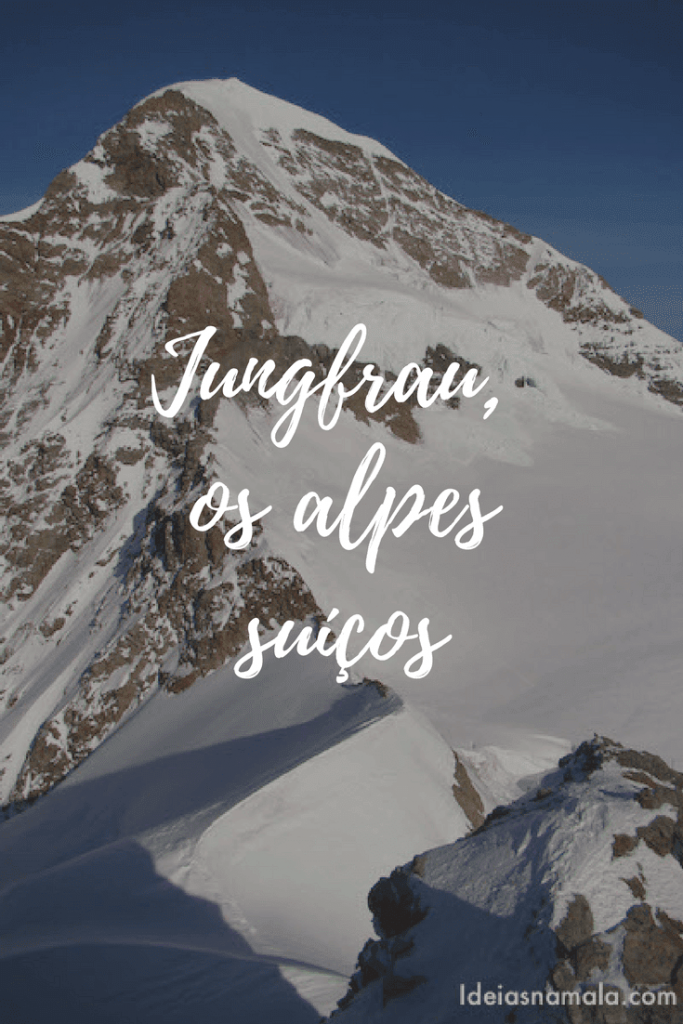jungfrau alpes suíços