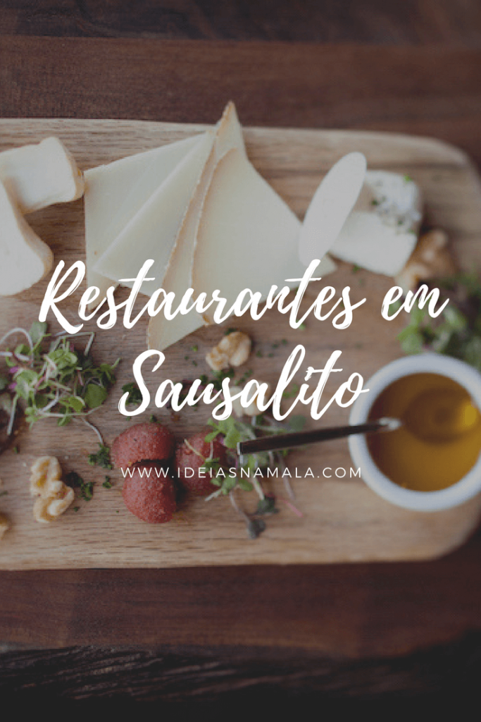 sausalito - califórnia - restaurante
