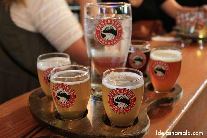 Cervejaria Deschutes - Portland
