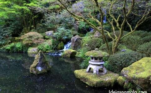 Jardim Japonês de Portland