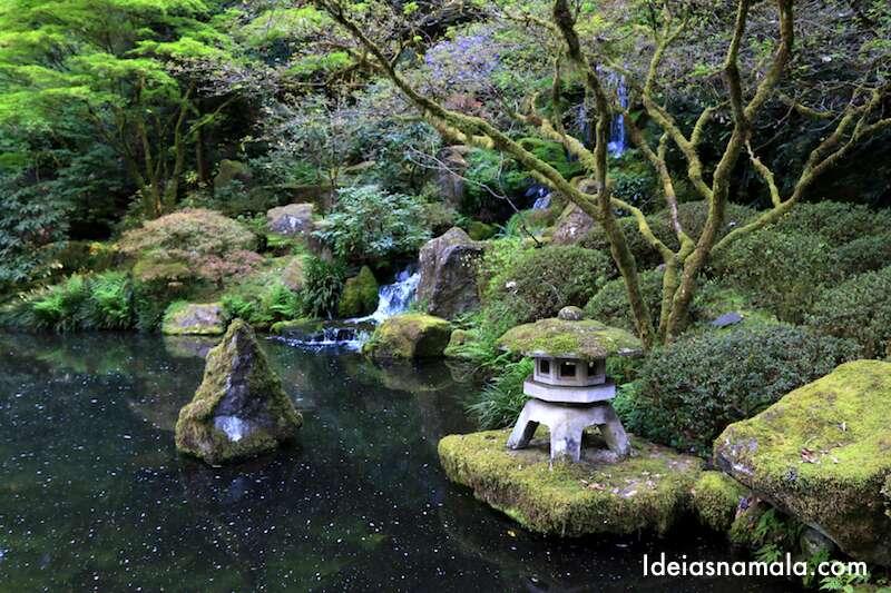 ideias de jardim japones : ideias de jardim japones:Conheça o Jardim Japonês de Portland (Oregon), um jardim repleto de