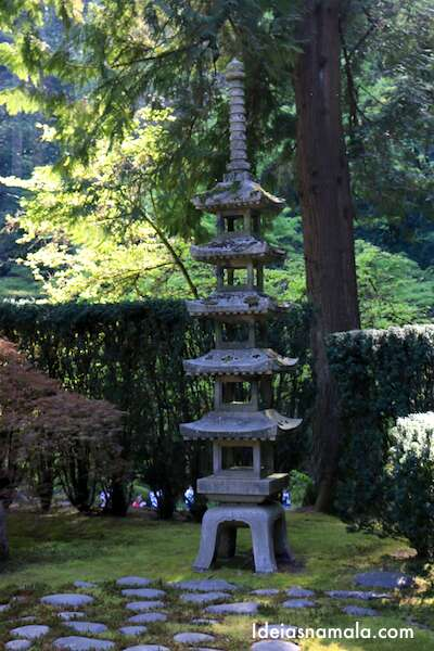 Jardim Japonês de Portland 3