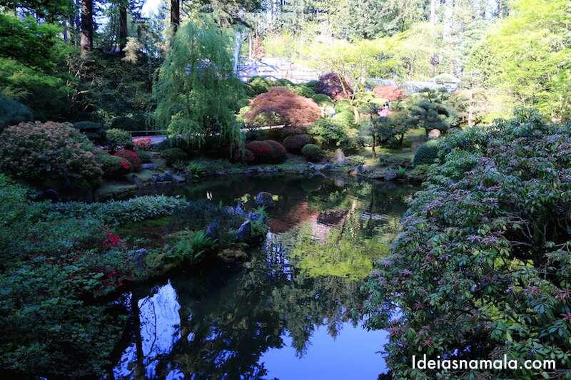 ideias de jardim japones : ideias de jardim japones:Portland: O jardim Japonês (prepare-se para se apaixonar)