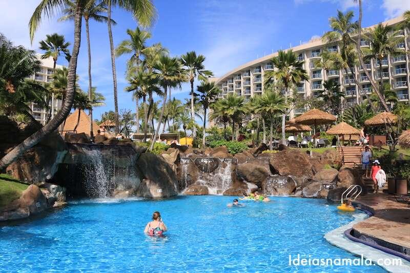 Viagem para Maui