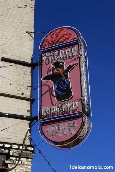 Voodoo Dougnuts - Portland