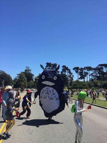 Bay to Breakers - San Francisco