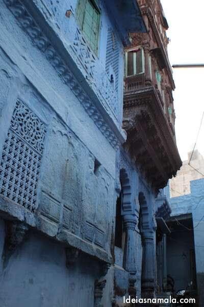 Bairro azul de Jodhpur