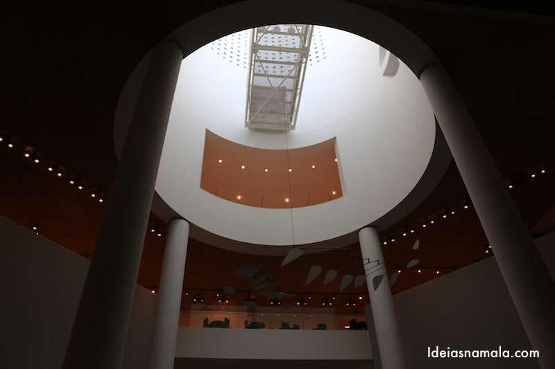 Entrada do MOMA SF