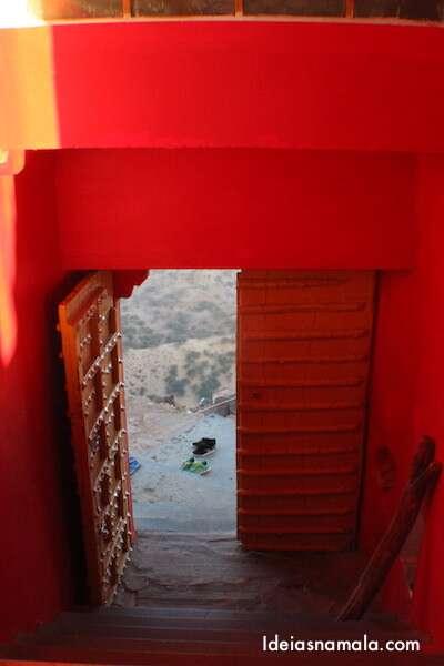 Pushkar - Templo de Savitri