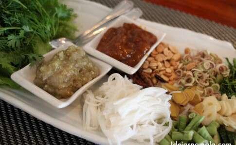 Restaurante Tamarind - Laos