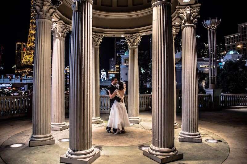 Casamento em Las Vegas