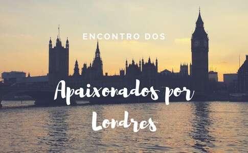 Encontro dos apaixonados por Londres