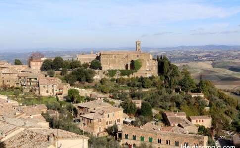 Onde comer em Montalcino