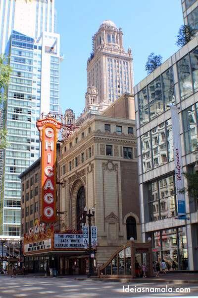 Roteiro de 1 dia em Chicago