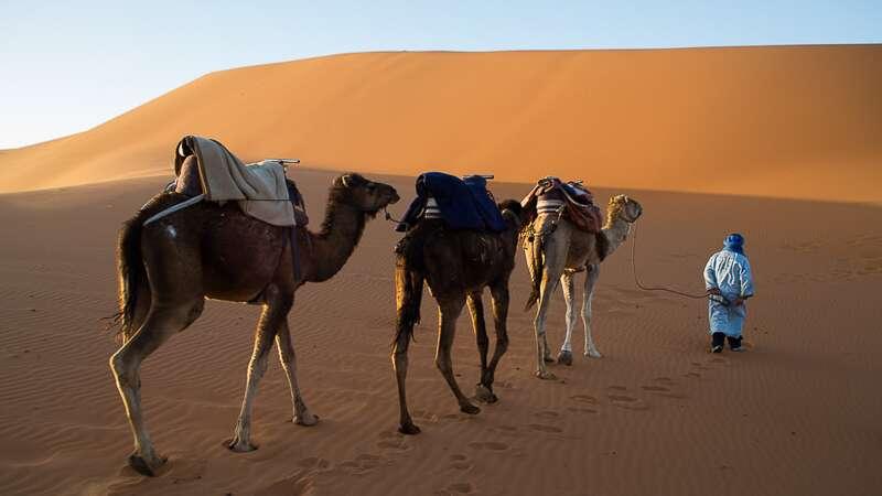 Roteiro: Marrocos pra lá de Marrakech