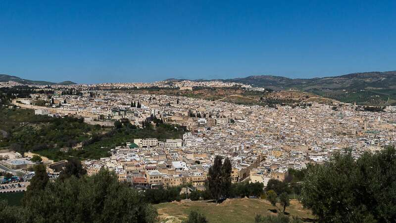 10 dias no Marrocos