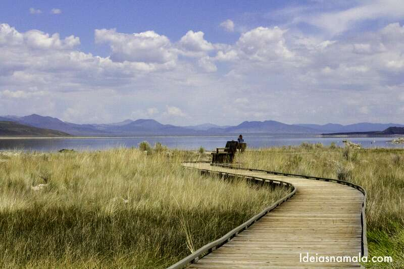 Mammoth Lakes, Mono Lake e Bodie