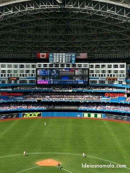 Esportes em Toronto