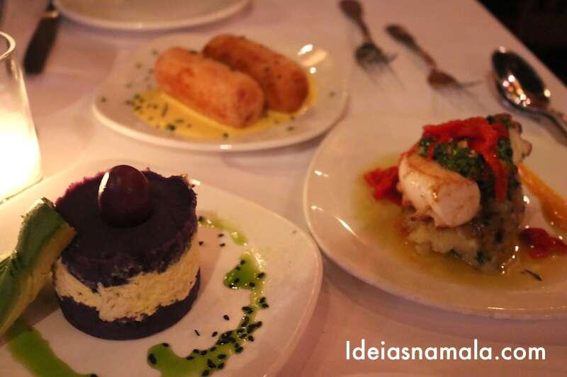 Restaurante Andina - Portland