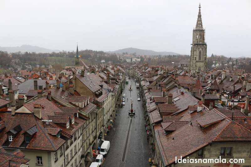 Que fazer em Berna