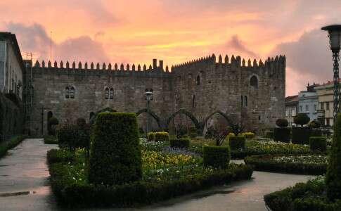 Portugal: 1 dia em Braga e Guimarães