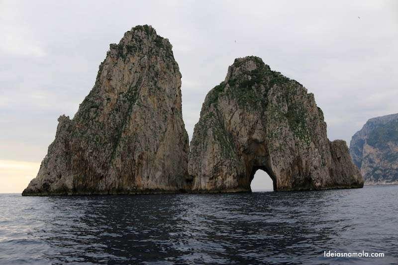 que fazer em Capri