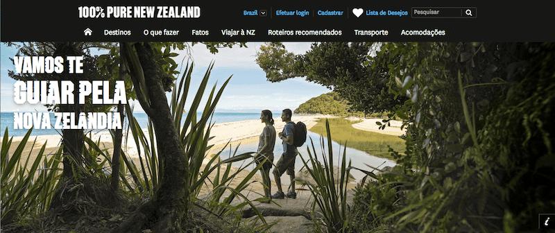 Nova Zelândia ou Canadá?