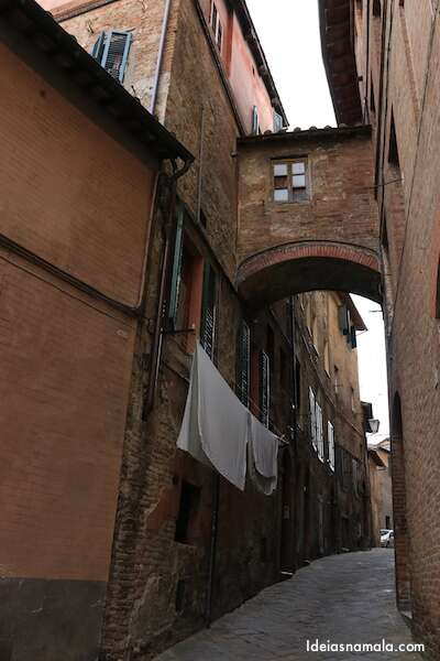 Roteiro de 1 dia em Siena
