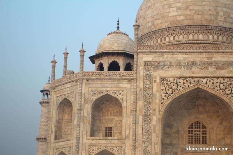 Taj Mahal só pra mim