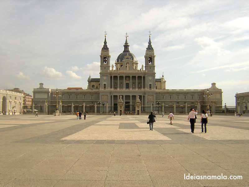 Catedral da Almudena